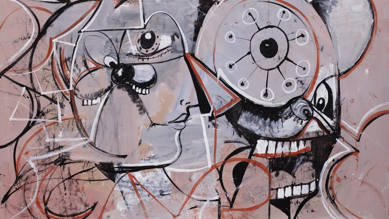 George Condo Linear Expression April 28–August 25, 2021 Berlin